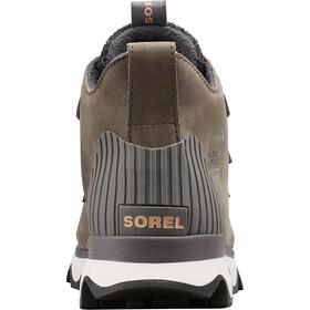 Sorel Kinetic Caribou Boots Dame felt/quarry